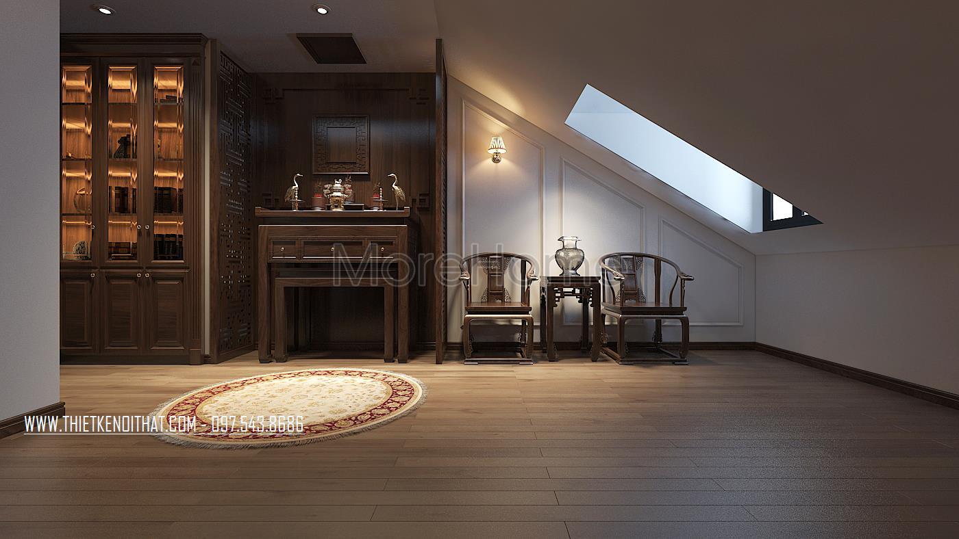 Thiết kế nội thất biệt thự liền kề Vinhomes GreenBay