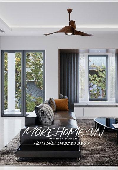 Thiết kế nội thất biệt thự hiện đại tại Vinhomes Maria Cầu Rào Hải Phòng