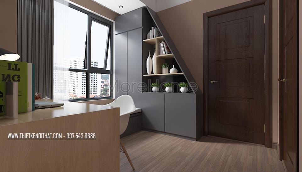 Thiết kế nội thất căn hộ chung cư 789