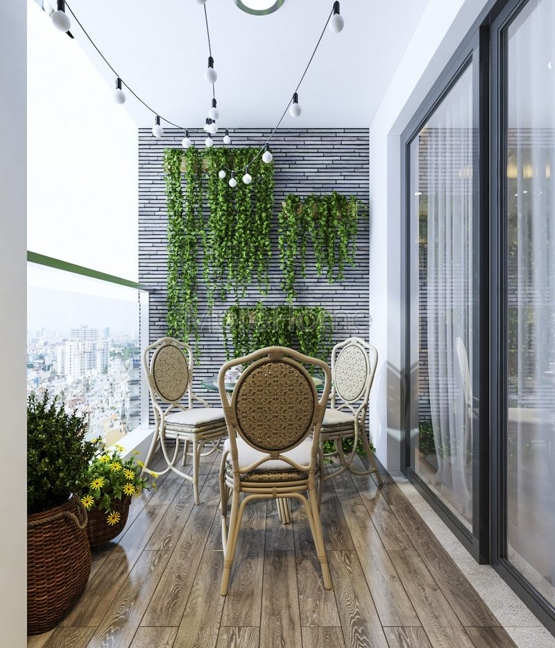 Thiết kế nội thất căn hộ chung cư Kingston Residence