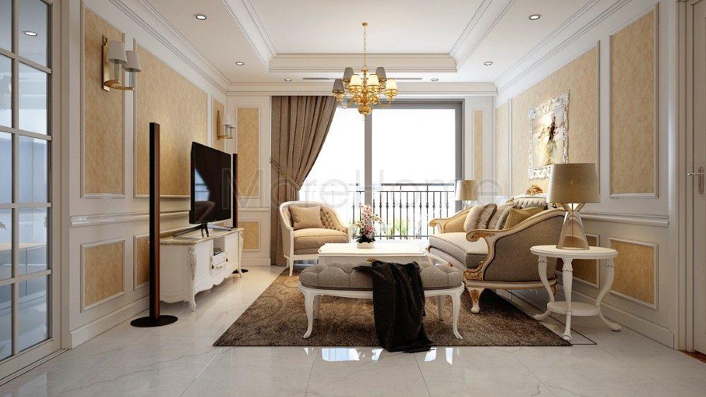 Thiết kế căn hộ chung cư Hoàng Anh Gia Lai