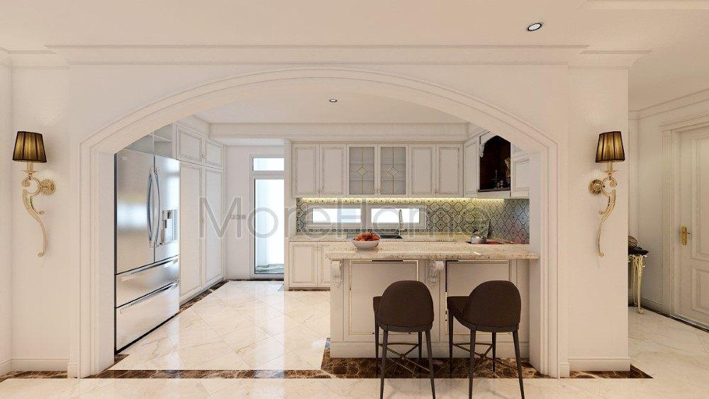 Thiết kế nội thất căn hộ chung cư Flemington