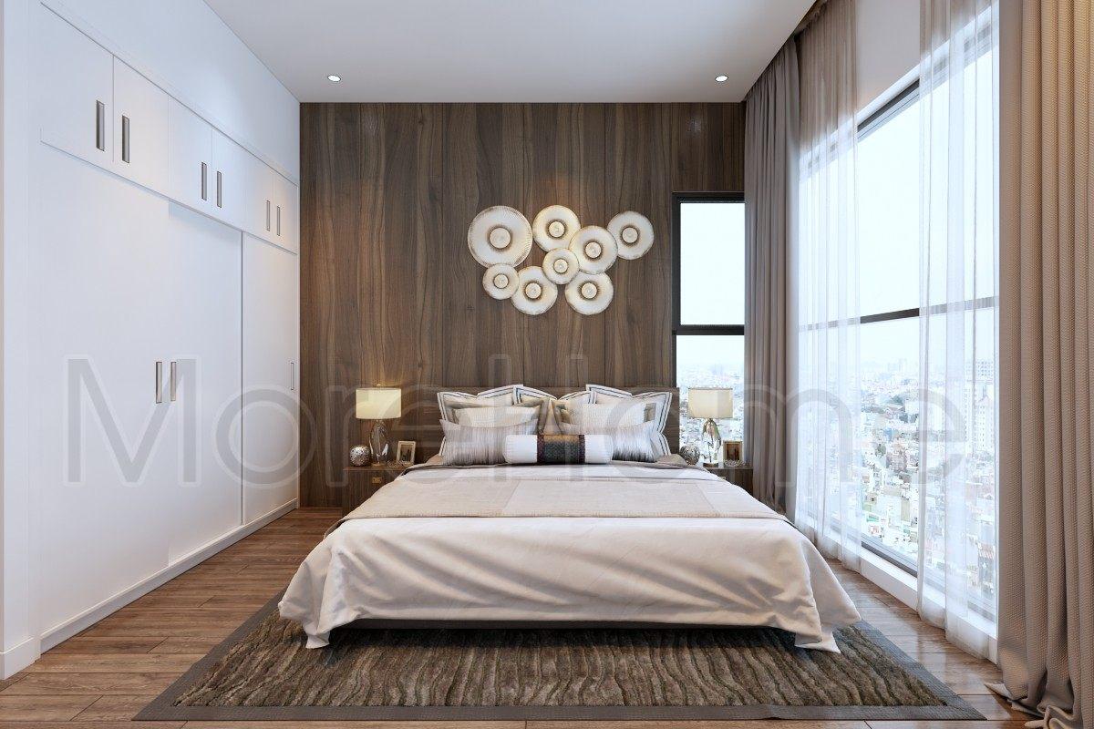 Thiết kế nội thất căn hộ chung cư GateWay- Quận 2