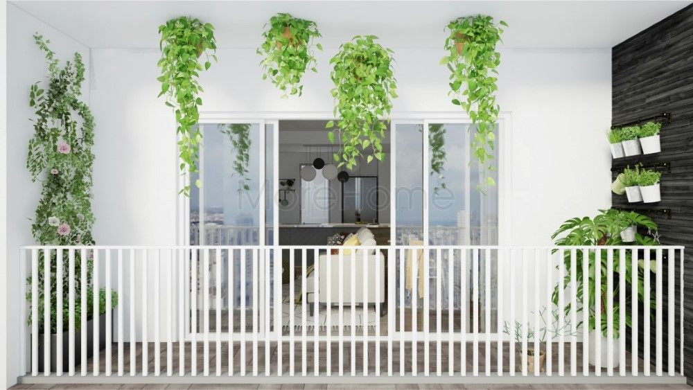 Thiết kế nội thất căn hộ Masteri Quận 2