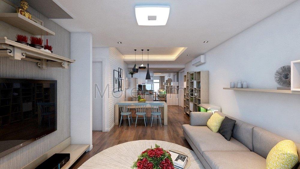 Thiết kế nội thất căn hộ Sunny Plaza Gò Vấpg