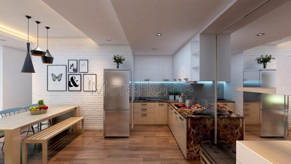 Thiết kế nội thất căn hộ Sunny Plaza Gò Vấp