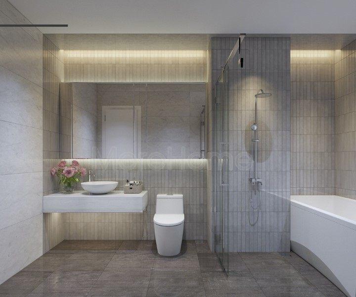 Thiết kế căn hộ chung cư Vinhomes Central Park