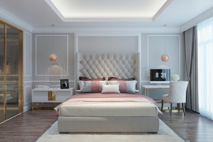Thiết kế nội thất căn hộ chung cư Vinhomes Central Park