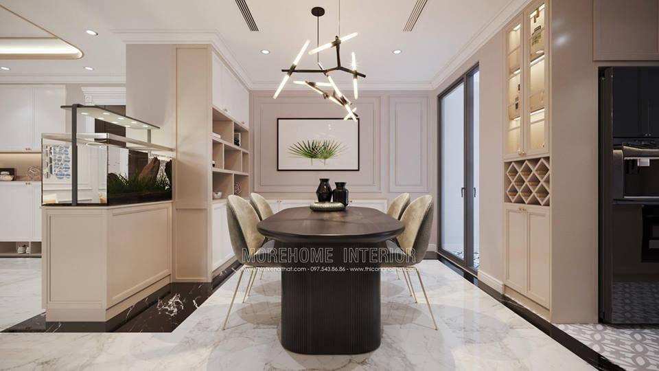 Thiết kế nội thất chung cư đẹp tại An Bình City