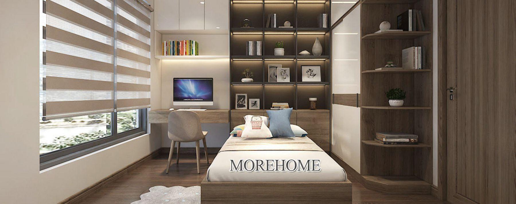 Thiết kế nội thất chung cư An Bình city Bắc Từ Liêm Hà Nội
