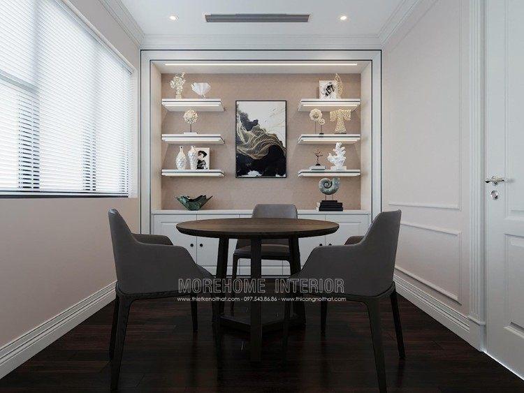 Thiết kế nội thất chung cư d'capitale cầu giấy hà nội
