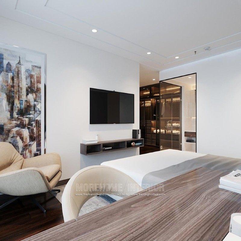 Thiết kế nội thất chung cư emerald mỹ đình nam từ liêm hà nội