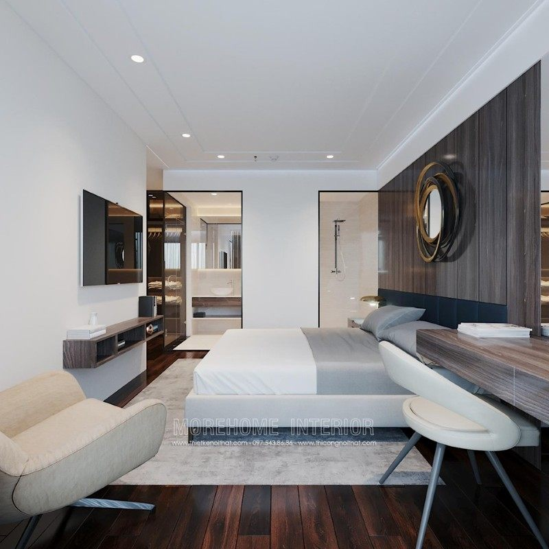 thiết kế căn hộ the Emerald Mỹ Đình