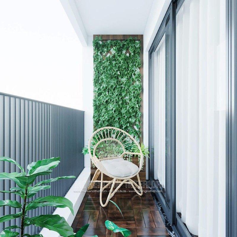 Thiết kế logia chung cư emerald mỹ đình nam từ liêm hà nội