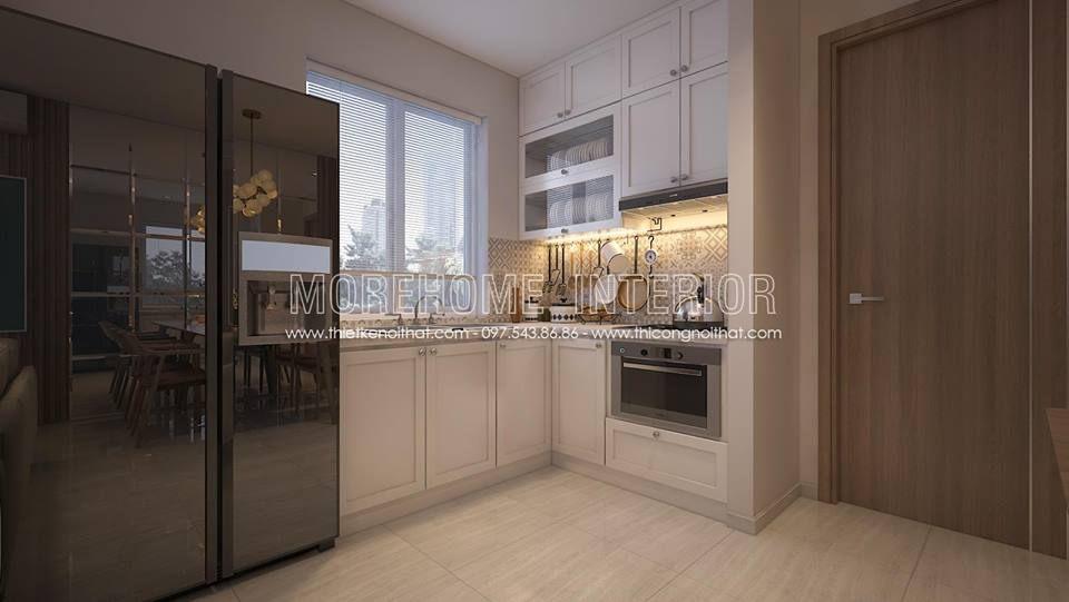 Thiết kế nội thất chung cư Ciputra