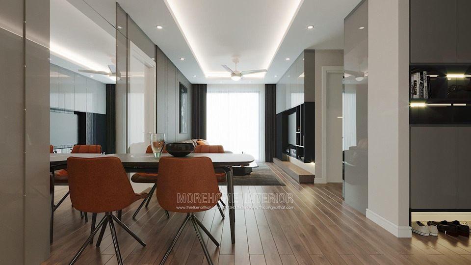 Thiết kế nội thất chung cư imperia sky garden minh khai hà nội