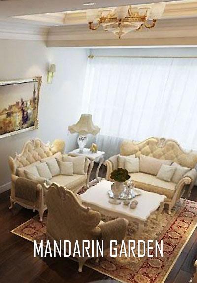 Thiết kế nội thất chung cư tân cổ điển đẹp tại Mandarin Garden - Anh Dương