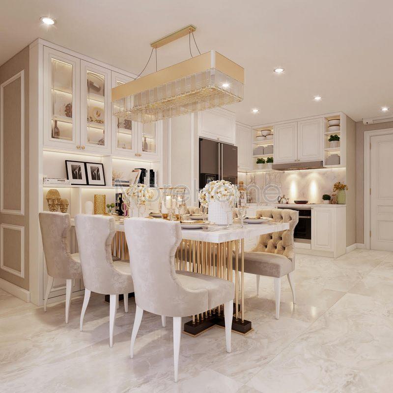 Thiết kế nội thất chung cư Bình Thạnh