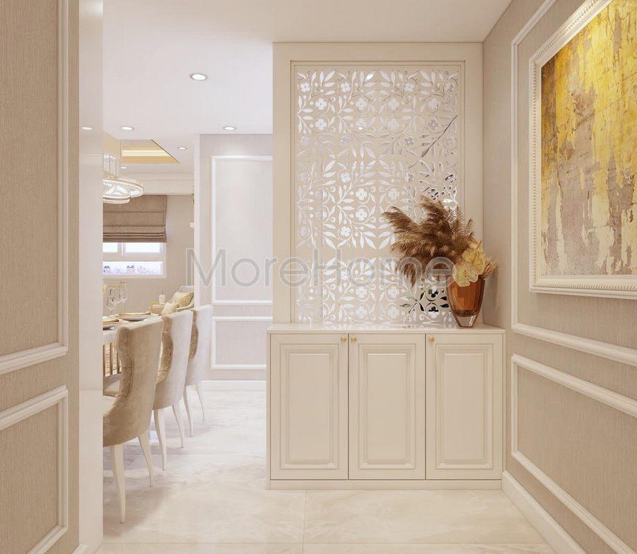 Thiết kế nội thất chung cư 1050 Bình Thạnh