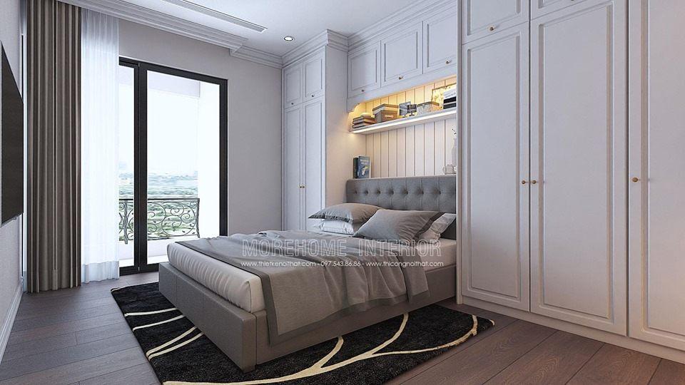 thiet-ke-noi-that-chuThiết kế nội thất phòng ngủ tân cổ điển chung cư times city quận hai bà trưng hà nộing-cu-times-city(10)