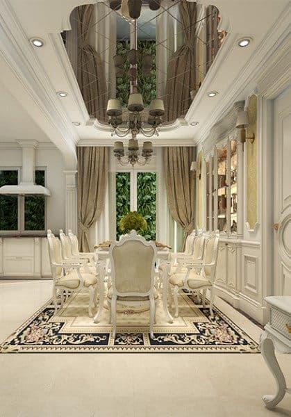 Thiết kế nội thất căn hộ chung cư cao cấp Imperia Garden - Chị Nga