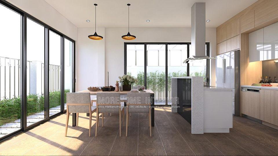 Thiết kế nội thất nhà đẹp cao cấp