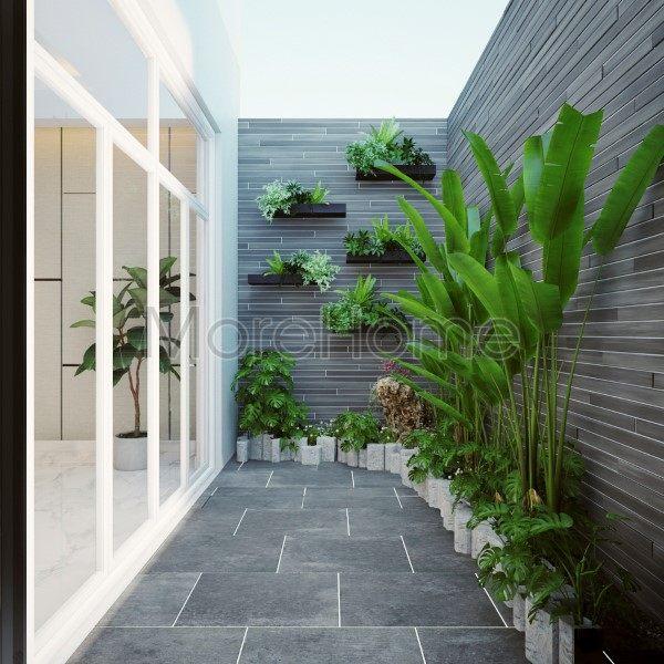 Thiết kế nội thấtnhà phố Quận 8 tphcm hiện đại