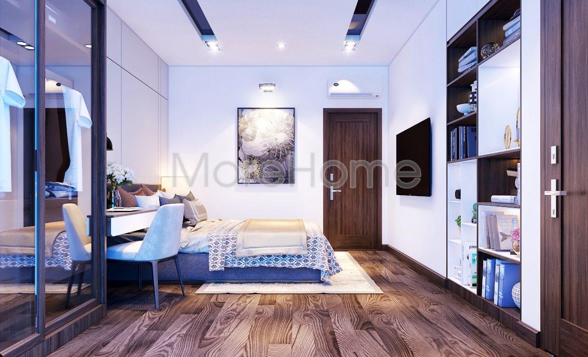 Thiết kế nội thất nhà phố Vạn Phúc city