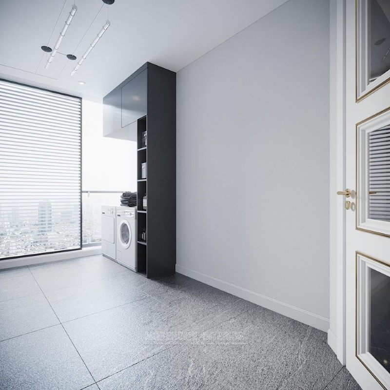 Thiết kế nội thất penthouse ecopark hưng yên