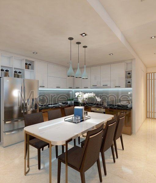 Thiết kế nội thất căn hộ Lexington Quận 2