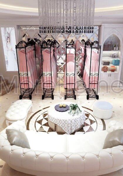 Thiết kế Showroom Áo Cưới Calla Lily - Vũng Tàu