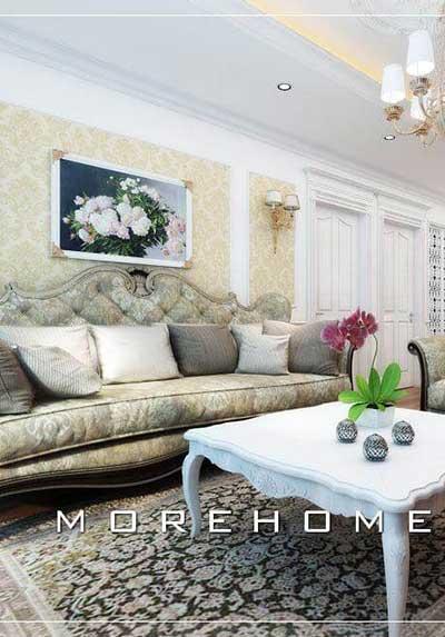 Gợi ý các mẫu thiết kế sofa phòng khách đẹp