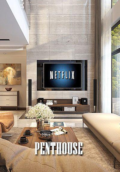 Thiết kế nội thất Penthouse Golden Palacem hiện đại sang trọng
