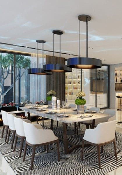 Thiết kế nội thất chung cư cao cấp PENTHOUSE hiện đại tại Mandarin Garden