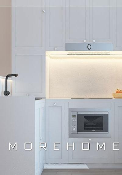 Top các mẫu thiết kế phòng bếp hiện đại đang được săn đón hiện nay