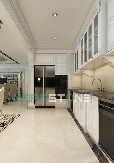 Bật mí cách thiết kế phòng bếp đẹp hiện đại trở nên tiện nghi nhất