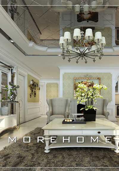 Top 30 mẫu thiết kế nội thất phòng khách Cao Cấp đa phong cách, sáng tạo
