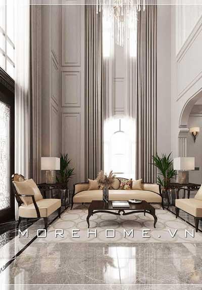 Chiêm ngưỡng các mẫu thiết kế phòng khách ấn tượng