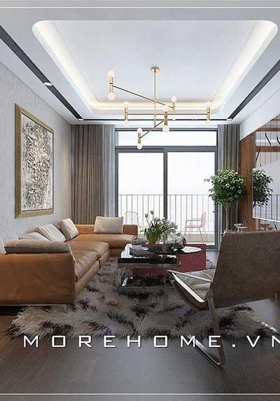 Tham khảo những mẫu thiết kế sofa phòng khách ấn tượng