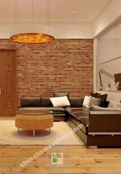 Những mẫu thiết kế phòng khách chung cư cuốn hút