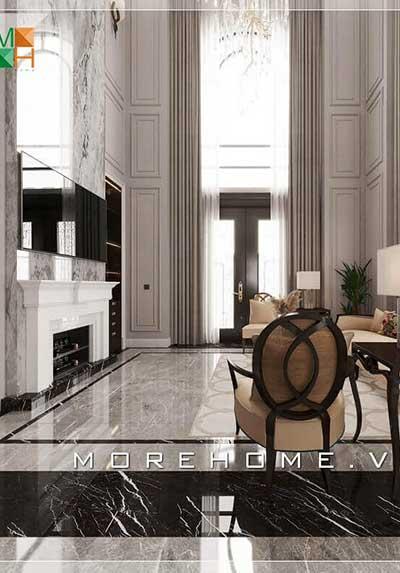 Đón xem những mẫu bày trí phòng khách chung cư đẹp