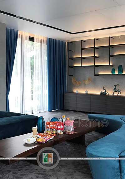 Tuyển chọn những mẫu thiết kế phòng khách hiện đại tinh tế