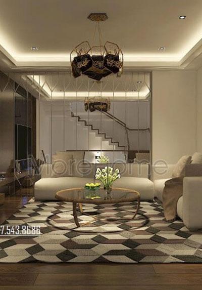 Tập hợp những mẫu trang trí phòng khách đẹp hiện đại nhất