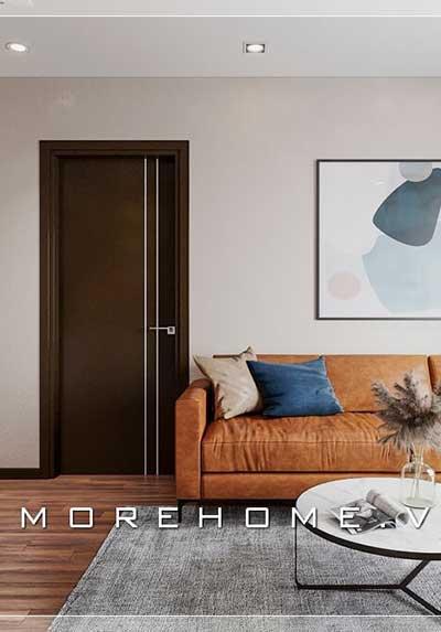 Gợi ý các mẫu bố trí phòng khách chung cư độc đáo
