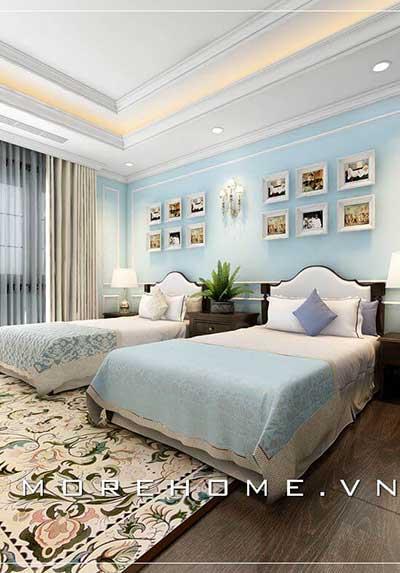 Khám phá ý tưởng thiết kế phòng ngủ màu nâu sang trọng, ấm cúng