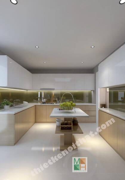Thiết kế chung cư hiện đại cao cấp tại Estella, Q2 - Nhà Anh Tuấn Anh