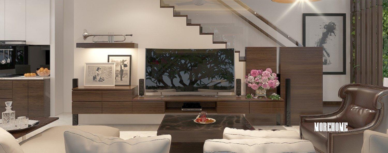 Thiết kế nội thất biệt thự liền kề VINHOMES THĂNG LONG - Anh Giang
