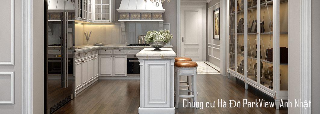 Thiết kế chung cư Hà Đô ParkView