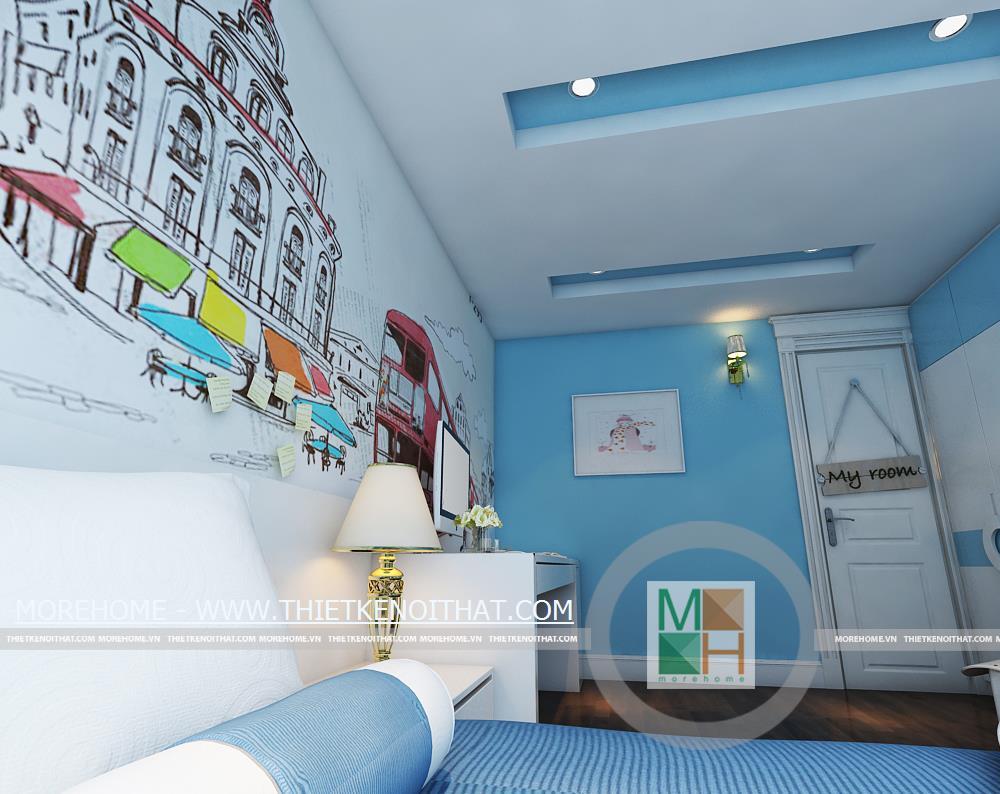 Thiết kế nội thất Mandarin Garden
