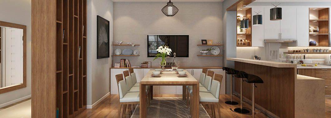 Thiết kế nội thất chung cư cao cấp Mandarin Garden